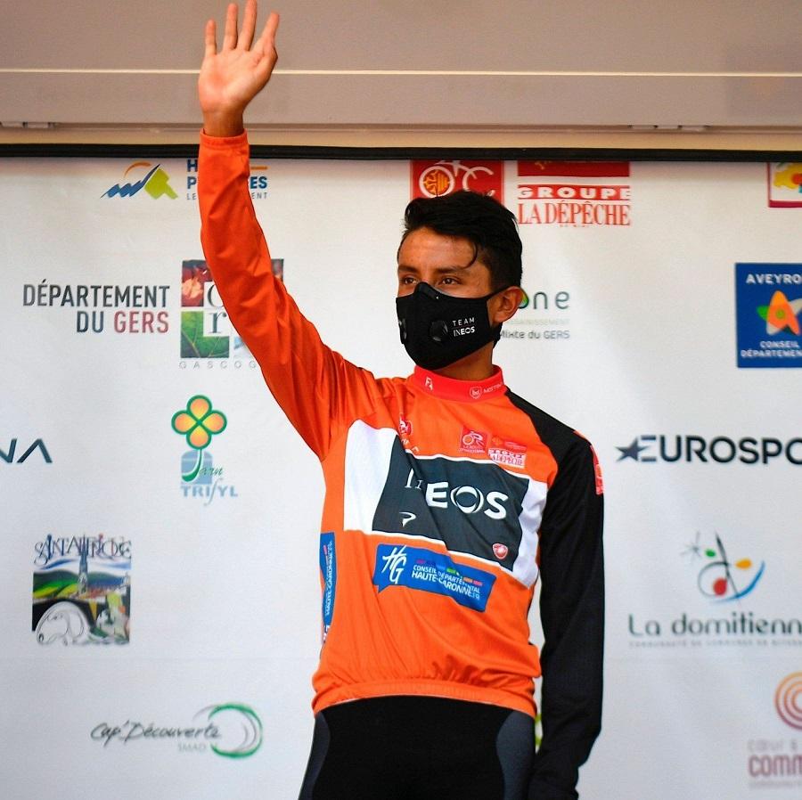 Egan Bernal, campeón Ruta de Occitania.