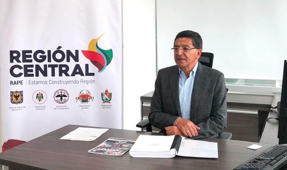 Fernando Flórez, gerente de la RAP-E