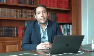 Diego García jefe gabinete Cundinamarca