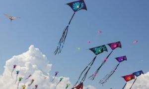 Festival de cometas en Funza 2021