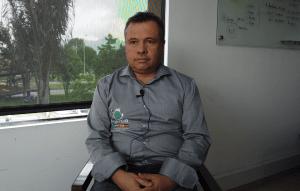 César Carrillo, director Agencia de Comercialización de Cundinamarca.