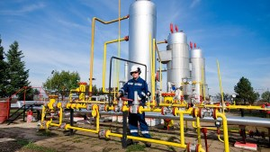 Planta de gas natural