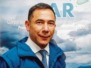 Luis Fernando Sanabria, director de la CAR