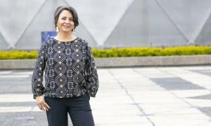 María Cristina Díaz, presidente ejecutiva de Maloka.