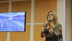 Nancy Valbuena, directora del ICCU.