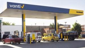 Suspendido suministro de gas vehicular en Bogotá, Cundinamara y Boyacá.